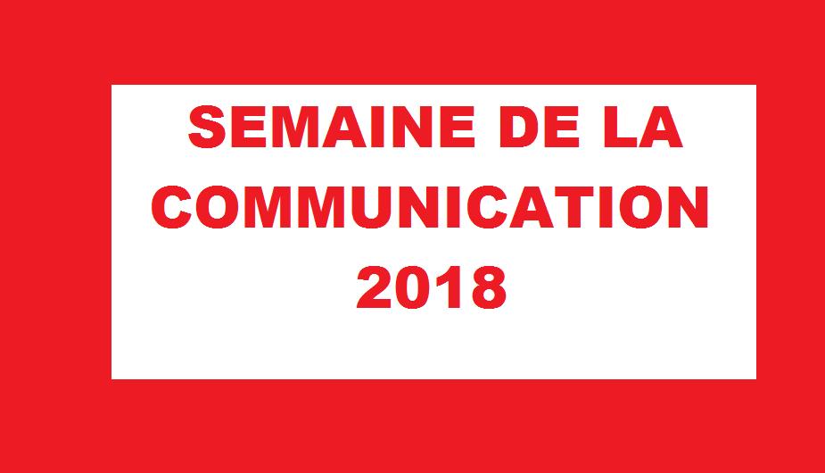 Semaine de la communication au lycée Jacques Brel