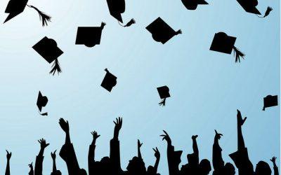 Remise des diplômes des BTS CG et COM