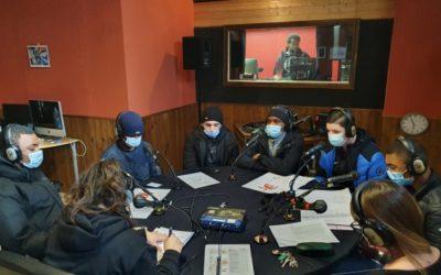 Émission de radio sur le thème «Égalité entre les hommes et les femmes»